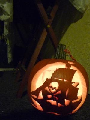 Decoration_pumpkin_ship